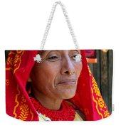 Beauty Of A Woman Weekender Tote Bag