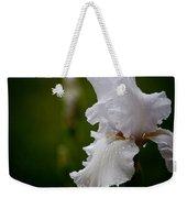 Beauty Of An Iris Weekender Tote Bag