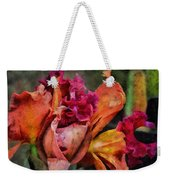 Beauty Of An Orchid Weekender Tote Bag