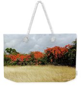 Beauty Of Bougainvillea Weekender Tote Bag