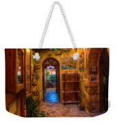 Beauty Of Greek Architechture Weekender Tote Bag