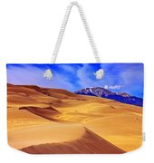 Beauty Of The Dunes Weekender Tote Bag