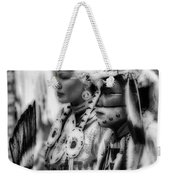 Pow Wow Beauty Of The Past Weekender Tote Bag