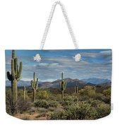 Beauty Of The Sonoran  Weekender Tote Bag