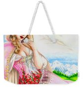 Beauty Of The View Weekender Tote Bag