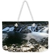 Beauty Of The Washougal River Weekender Tote Bag