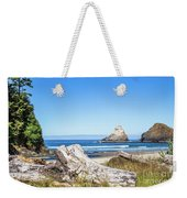 Beauty On The Pacific Coast Weekender Tote Bag