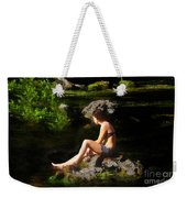 Beauty On The Rocks Weekender Tote Bag