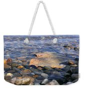 Beauty On The Shore Weekender Tote Bag