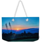 Beauty On The Water Weekender Tote Bag