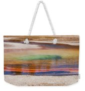 Beauty Pool Weekender Tote Bag