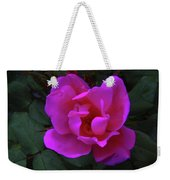 Beauty Unfurls Weekender Tote Bag