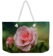 Beauty With Raindrops Weekender Tote Bag