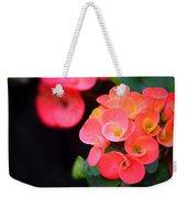 Beauty And Thorns Weekender Tote Bag