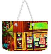 Beautys  Famous Mishmash Weekender Tote Bag
