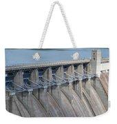 Beaver Dam Spillway Gates Weekender Tote Bag
