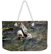 Beaver Escape The Great Beaver Escape 02 Weekender Tote Bag