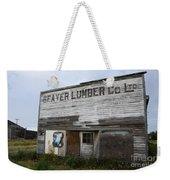 Beaver Lumber Company Ltd Robsart Weekender Tote Bag