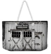 Bed And Breakfast Weekender Tote Bag
