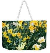 Bed Of Daffodils Weekender Tote Bag