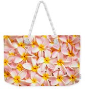 Bed Of Light Weekender Tote Bag