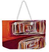 Bedazzled Weekender Tote Bag