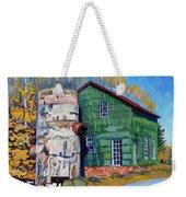 Bedford Mills Weekender Tote Bag