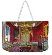 Bedroom At Holkham Hall Weekender Tote Bag
