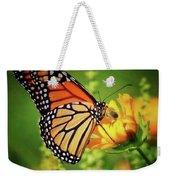 Bee And Butterfly Weekender Tote Bag