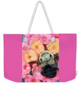 Bee Card Weekender Tote Bag