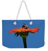 Bee Dreamsicle Weekender Tote Bag