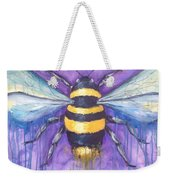 Bee For A Little Bee Weekender Tote Bag