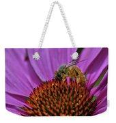 Bee Happy Weekender Tote Bag
