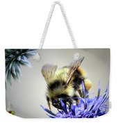 Bee In A Bubble Weekender Tote Bag