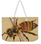 Bee Ix Delphine Weekender Tote Bag