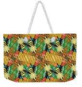 Bee Kind  Morph#2 Weekender Tote Bag