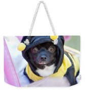 Chihuahua Says Bee Mine Weekender Tote Bag