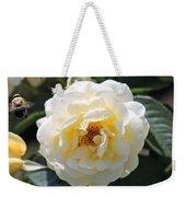 Bee My Rose Weekender Tote Bag