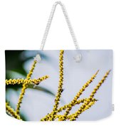 Bee On A Branch I Weekender Tote Bag