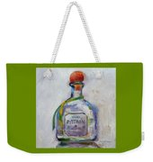 Bee Patron Weekender Tote Bag by Denise H Cooperman
