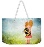 Bee Whisperer Weekender Tote Bag