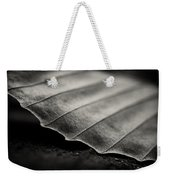 Beech Leaf Detail #1 Weekender Tote Bag