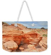 Beehives Above Wash 3 In Valley Of Fire Weekender Tote Bag