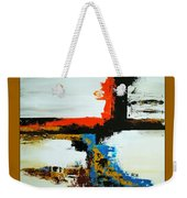 Been Through The Desert On A Horse Named Diamond Weekender Tote Bag