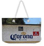 Beer In Mexico Weekender Tote Bag