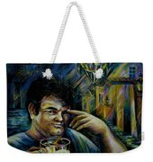 Beer Of Prague Weekender Tote Bag