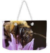 Bee's Eye Weekender Tote Bag