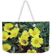 Bees If You Please Weekender Tote Bag