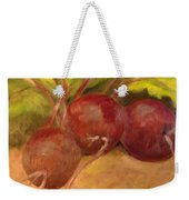Beet It Weekender Tote Bag