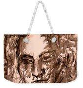 Beethoven Energy Stage One Weekender Tote Bag